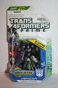 Transformers: Prime - Legion Class Vehicon