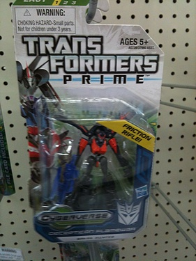 Transformers Prime (2012) - Decepticon Flamewar