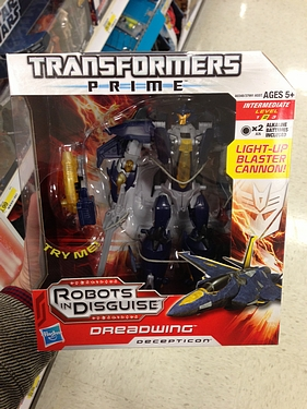 Transformers Prime (2012) - Dreadwing
