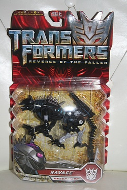 Transformers - Revenge of the Fallen: Ravage