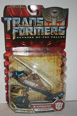Transformers Revenge of the Fallen - Blazemaster