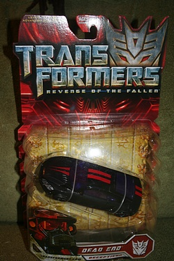 Transformers: Revenge of the Fallen - Dead End