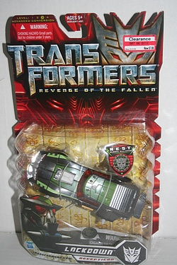 Transformers Revenge of the Fallen - Lockdown