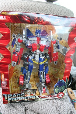 Transformers Revenge of the Fallen - Optimus Prime