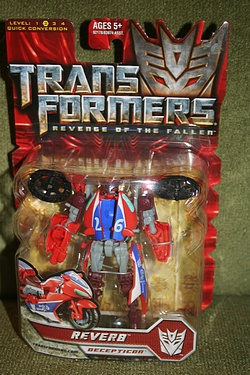 Transformers: Revenge of the Fallen - Scout Class Reverb