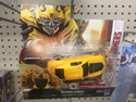 Transformers The Last Knight (Turbo Changers) - Bumblebee