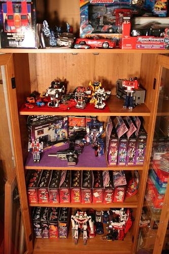 Transformers 1984 Collection