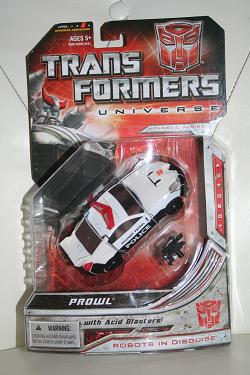 Transformers Universe - Prowl