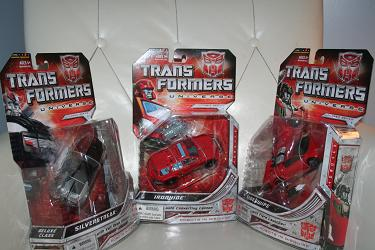 Transformers Universe - Wave 3