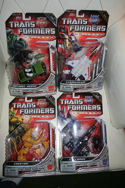 Transformers Universe Deluxe wave 4