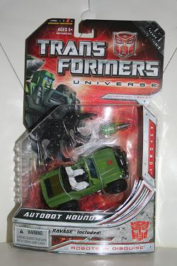 Transformers Universe - Hound and Ravage