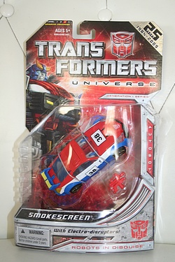 Transformers Classics - Smokescreen