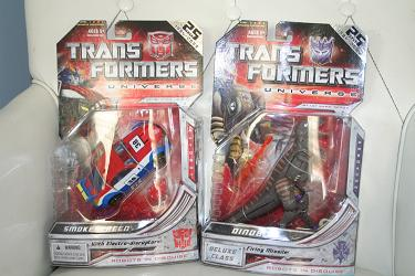 Transformers Universe Deluxe - wave 5