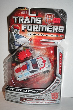 Transformers: Universe - Ratchet