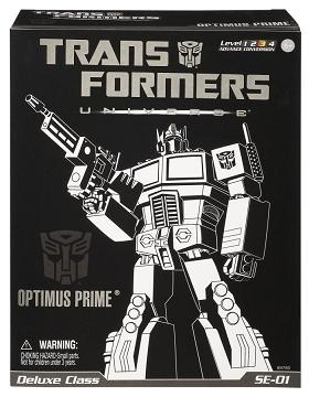Hasbro - hts.com exclusive Optimus Prime
