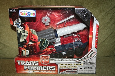 Transformers Universe - Toys R Us Exclusive Ultra Class Countdown