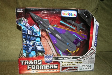 Transformers Universe - Darkwind TRU Exclusive