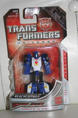 Transformers Universe Legends - Beachcomber