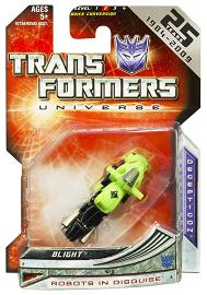 Transformers Mini-Cons: Blight