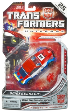 Transformers Universe - Smokescreen