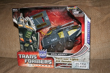 Transformers Universe - Ultra Class Onslaught