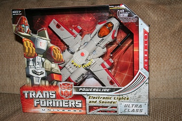 Transformers Universe - Voyager Class Powerglide